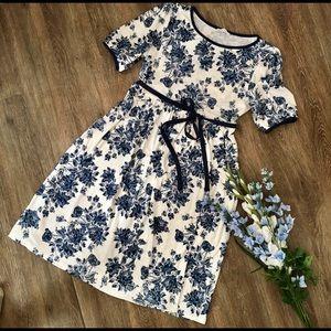 NWOT Floral Midi Dress!